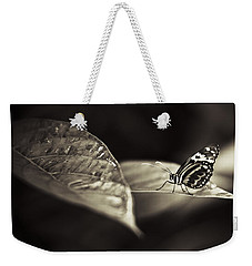 Butterfly Warm Tone Weekender Tote Bag