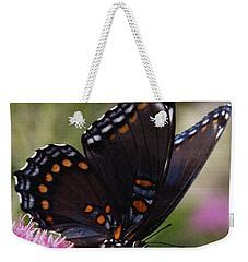 Butterfly Wings Weekender Tote Bag