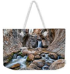 Buttermilks Waterfall Weekender Tote Bag