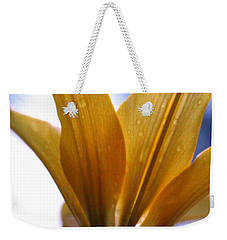 Buttersoft Droplets Weekender Tote Bag