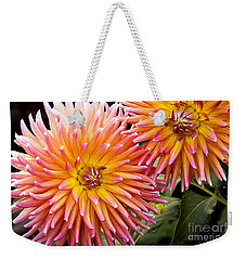 Buy Me Flowers Weekender Tote Bag