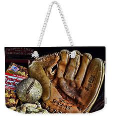 Buy Me Some Peanuts And Cracker Jacks Weekender Tote Bag