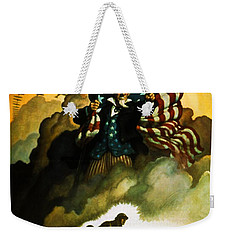 Buy War Bonds Weekender Tote Bag