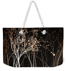 Weekender Tote Bag featuring the digital art By The Light Of The Moon by Susan Maxwell Schmidt