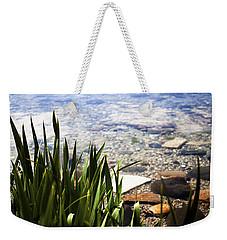 By The River Weekender Tote Bag