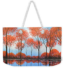 By The Shore Weekender Tote Bag