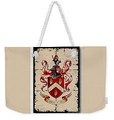 Byrne Coat Of Arms Weekender Tote Bag