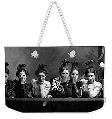 C. 1890 American Girls Weekender Tote Bag by Historic Image