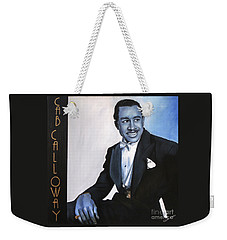 Cab Calloway Weekender Tote Bag