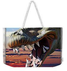 Cabazon Dinosaur Weekender Tote Bag