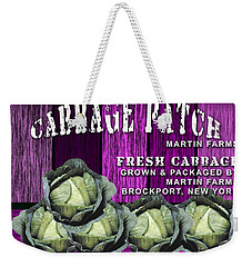 Cabbage Patch Farm Weekender Tote Bag