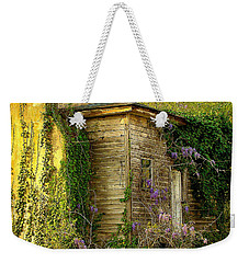 Cabin In The Back Weekender Tote Bag