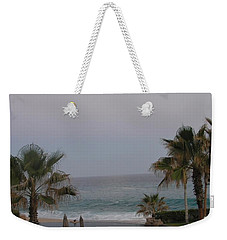 Weekender Tote Bag featuring the photograph Cabo Moonlight by Susan Garren
