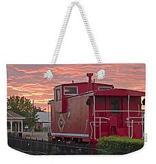 Caboose 1 Weekender Tote Bag