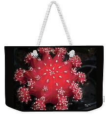 Cactus Beauty  Weekender Tote Bag