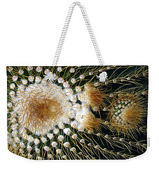 Cactus Close-up Weekender Tote Bag