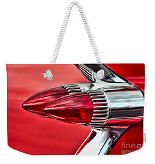 Caddy Delight Weekender Tote Bag by David Lawson