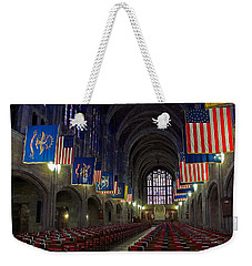 Cadet Chapel At West Point Weekender Tote Bag