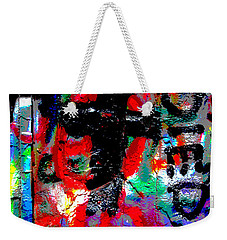 Cadillac Weekender Tote Bag by Randi Grace Nilsberg