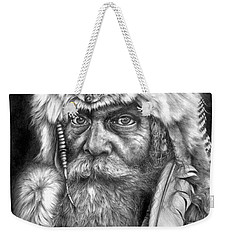Caesar Of The Wilderness Weekender Tote Bag