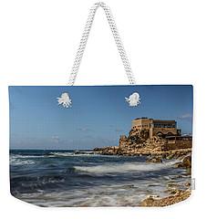 Caesarea Maritima Weekender Tote Bag