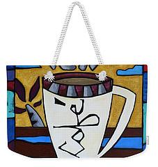 Cafe Resto Weekender Tote Bag