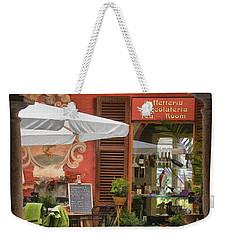 Caffeteria Orta San Guilio Weekender Tote Bag