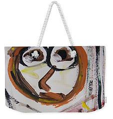 Caged Weekender Tote Bag by Mary Carol Williams