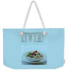 Calamari Salad Weekender Tote Bag
