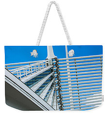 Calatrava Point Weekender Tote Bag