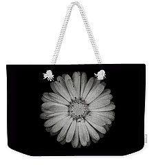 Calendula Flower - Textured Version Weekender Tote Bag