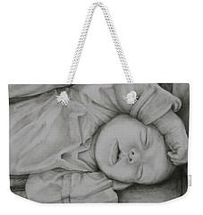 Cali Weekender Tote Bag by Jean Cormier