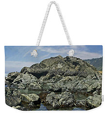 California Beach 2 Weekender Tote Bag