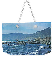 California Beaches 3 Weekender Tote Bag