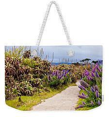 California Coastline Path Weekender Tote Bag