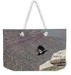 California Condor Taking Flight Weekender Tote Bag