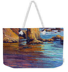 California Cruising 6 Weekender Tote Bag