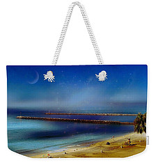 California Dreaming Weekender Tote Bag by Tammy Espino