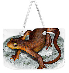 California Newt Weekender Tote Bag