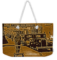 California Packing Corporation Weekender Tote Bag