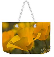 California Poppies Weekender Tote Bag by Bryan Keil