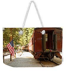 California Western Railroad Weekender Tote Bag