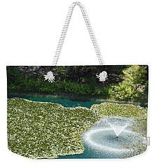 Calistoga Summer Weekender Tote Bag by Mini Arora