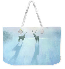 Call Of The Arctic Weekender Tote Bag