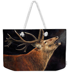 Call Of The Wild Weekender Tote Bag