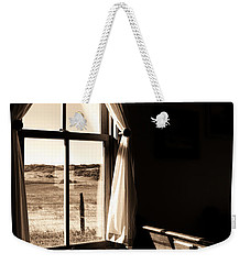 Weekender Tote Bag featuring the photograph Call To Worship by Jim Garrison