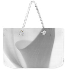 Weekender Tote Bag featuring the photograph Calla Lily by Jonathan Nguyen