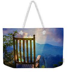 Just Imagine Weekender Tote Bag by John Haldane