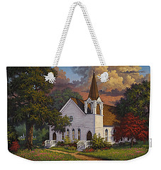 Called To Praise Weekender Tote Bag
