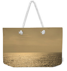 Calm Arabian Sea Weekender Tote Bag